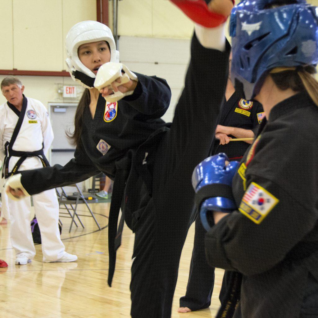 Point Sparring – DK Fitness Arts Taekwondo